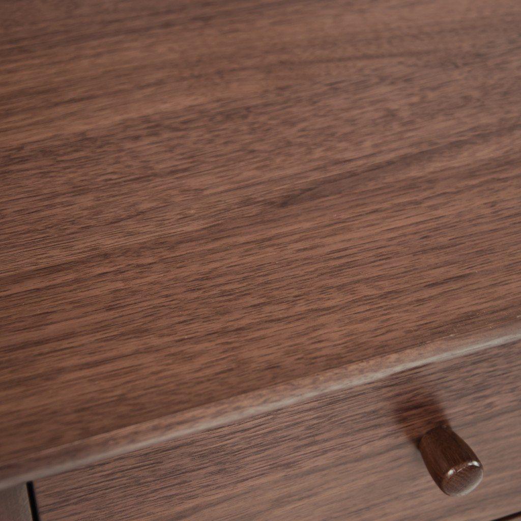 Alba Walnut Dressing Table 6