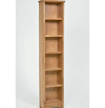 Lansdown Oak Large CD DVD Rack
