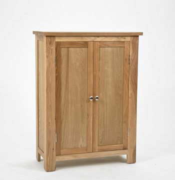 Lansdown Oak Medium Cupboard