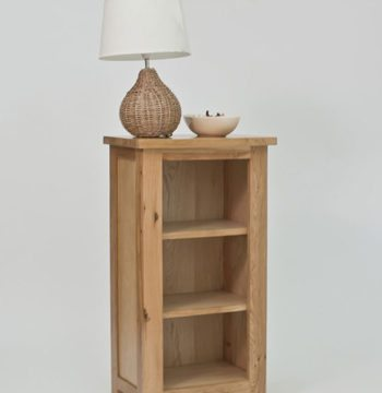 Lansdown Oak Small Bookcase
