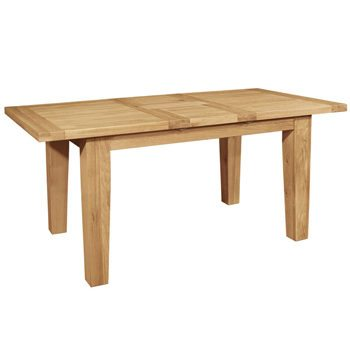 Provence Oak Extending Dining Table 140-180 cm