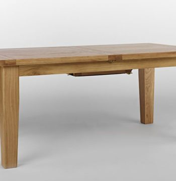 Provence Oak Extending Dining Table 180-230 cm