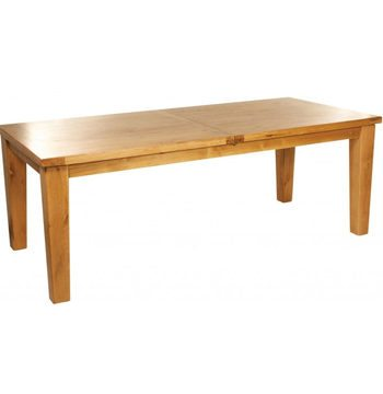 Provence Oak Extending Dining Table 220-270 cm