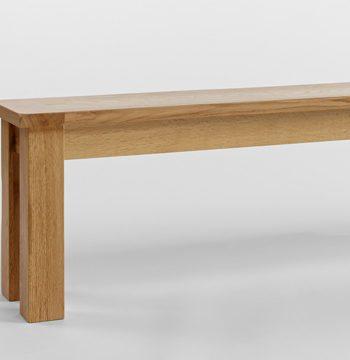 Westbury Reclaimed Oak Bench