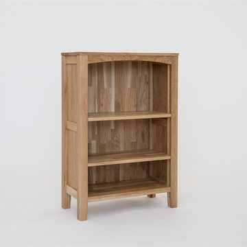 Hereford Oak 3x2 Bookcase 1
