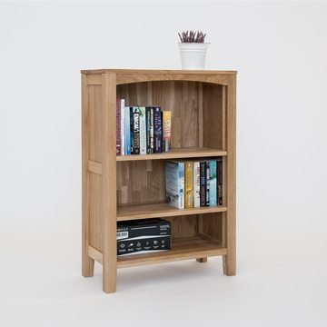 Hereford Oak 3x2 Bookcase 2