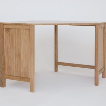 Hereford Oak Corner Desk
