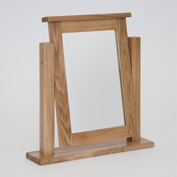 Hereford Oak Dressing Table Mirror 1
