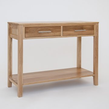 Hereford Oak Hall Table 1