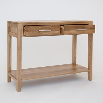 Hereford Oak Hall Table 2