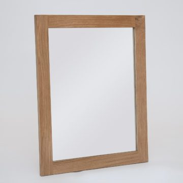 Hereford Oak Medium Wall Mirror