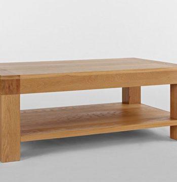 Santana Blonde Oak Coffee Table 120 x 70cm
