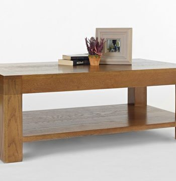 Santana Rustic Oak Coffee Table 120 x 70cm