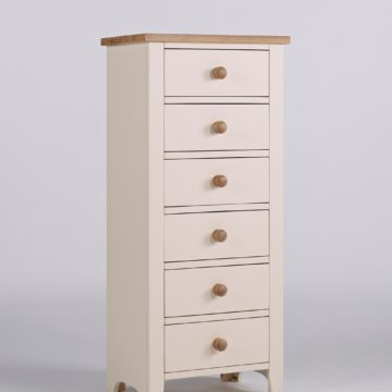 Camden 6 Drawer Wellington