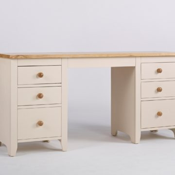 Camden Double Pedestal Desk