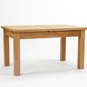 Devon Oak Extending Dining Table 140 to 200 cm
