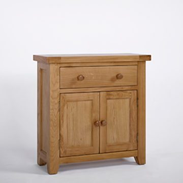 Devon Oak Compact Sideboard