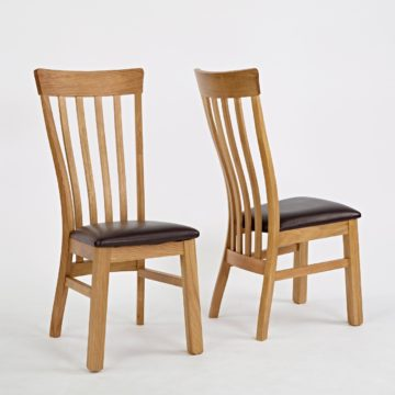 Normandy Oak Chair