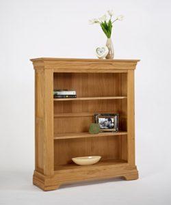 Normandy Oak 3ft Bookcase