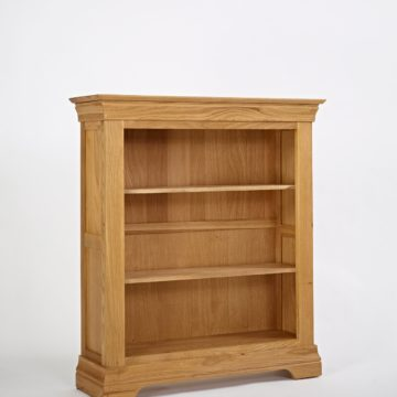 Normandy Oak 3ft Bookcase