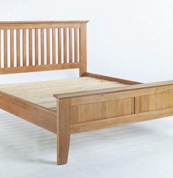 Sherwood Oak 5ft King Size Bed