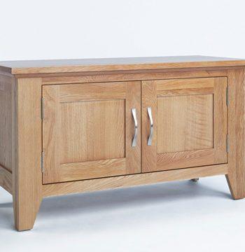 Sherwood Oak Cabinet 2 Door