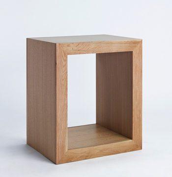 Sherwood Oak Cube 1