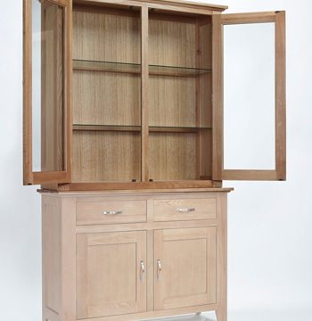 Sherwood Oak Sideboard Top 2 Door 2 Drawer