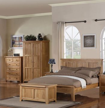 Devon Oak Bedroom