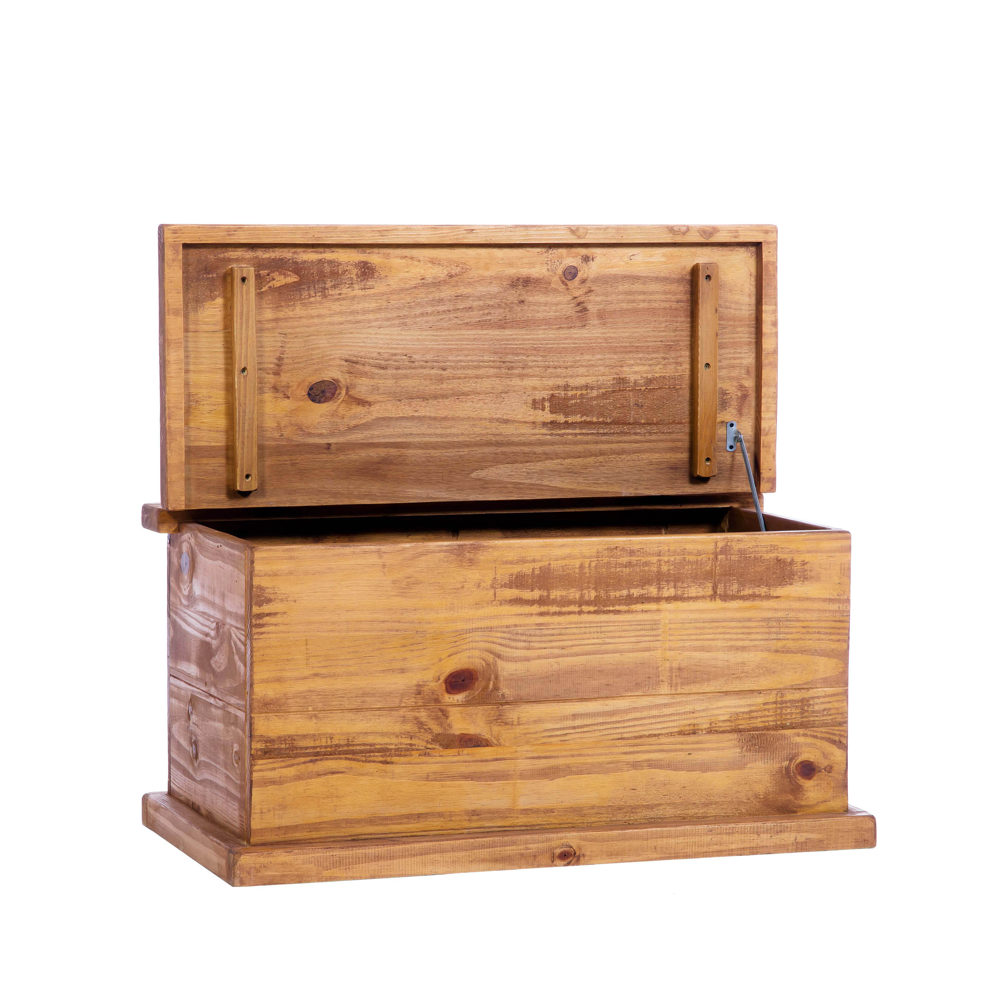 Farmhouse Storage Trunk
