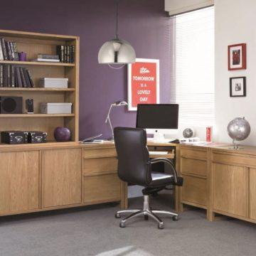 Studio Oak Corner Desk