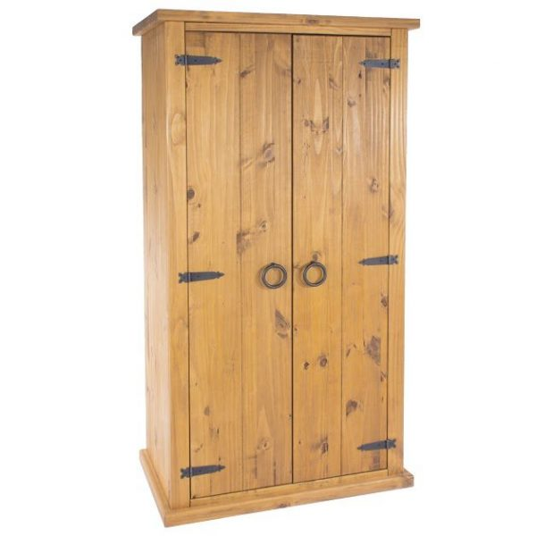 Farmhouse 2 Door Wardrobe