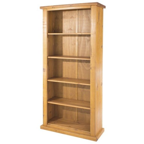Farmhouse Tall Bookcase