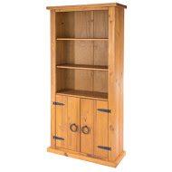 Farmhouse 2 Door Bookcase