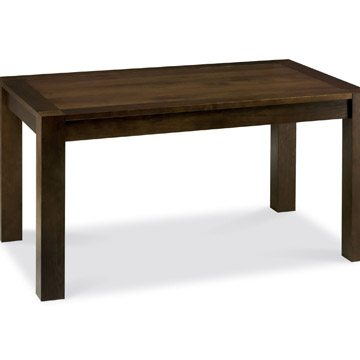 Lyon Walnut 6 Seater Dining Table