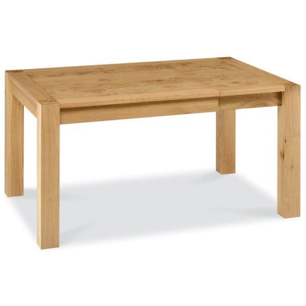 Lyon Oak 4 to 6 End Extension Table