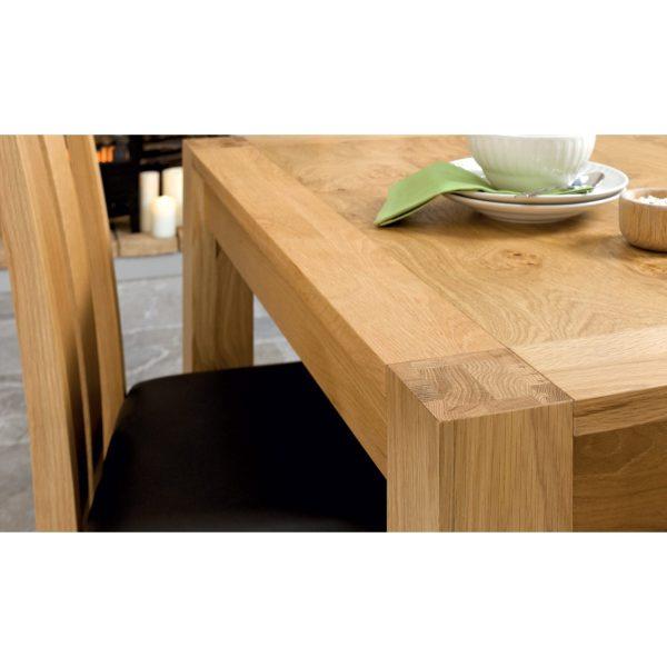 Lyon Oak Nest of Coffee Tables