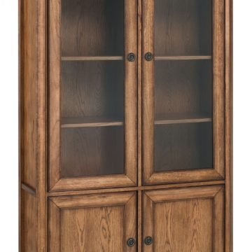 Sophia Oak Display Cabinet