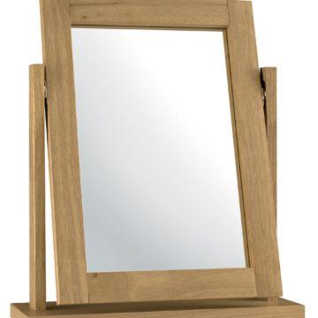 Atlanta Oak Vanity Mirror