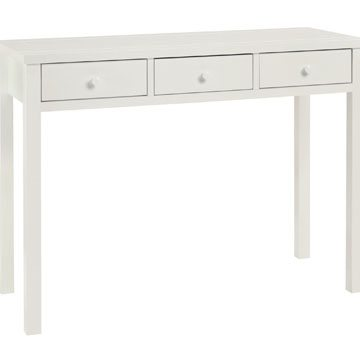 White Atlanta Dressing Table