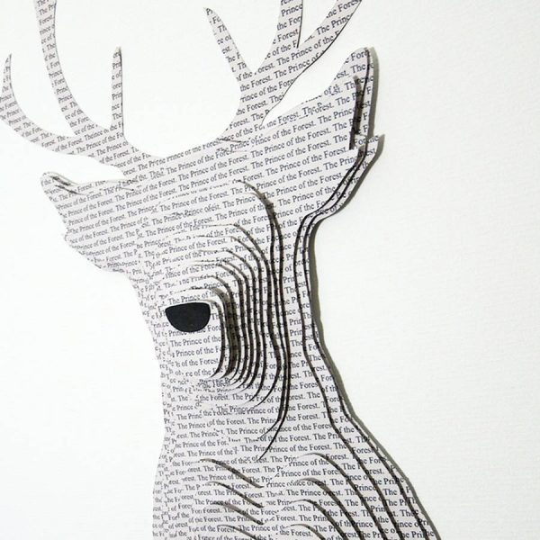 'Grey Prince Of The Forest' Stag Collection