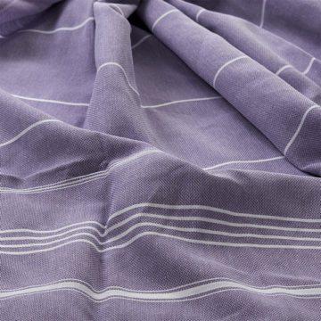 Basic Lilac Towel