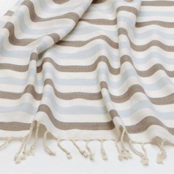 Briemba Latte & Duckegg Towel