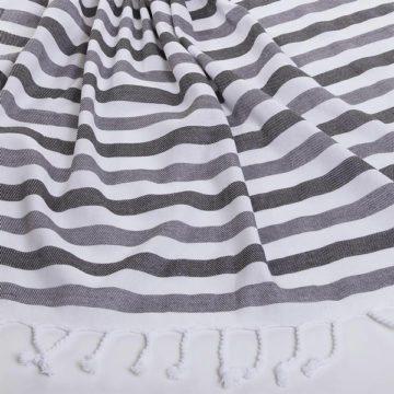 Briemba Smoke & Grey Towel