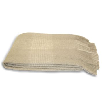 Cairngorm Taupe Throw