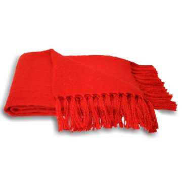 Chiltern Cherry Throw