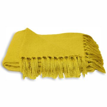 Chiltern Ochre Throw