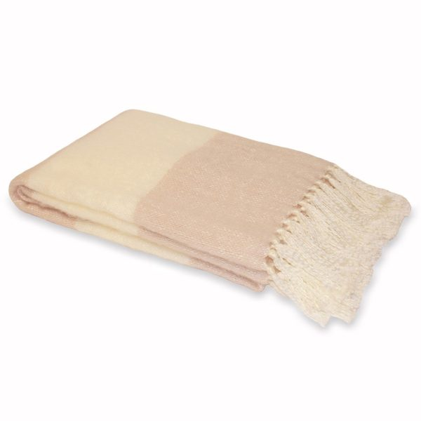 Cotswold Blush Throw