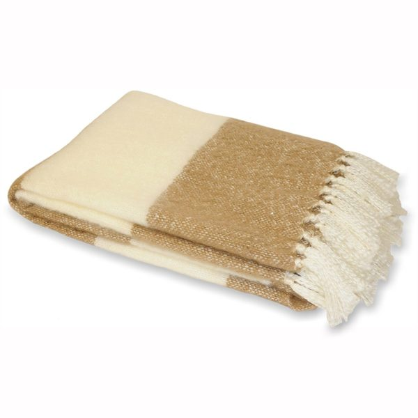 Cotswold Fudge Throw