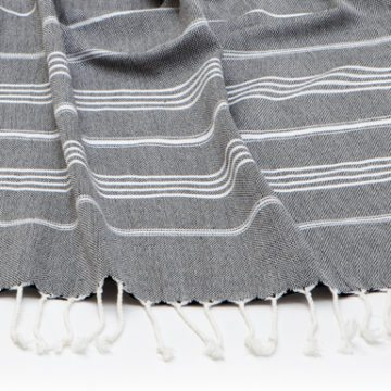 Super Soft Charcoal Towel